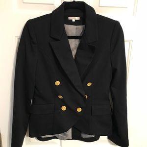 Nautical Navy Blazer